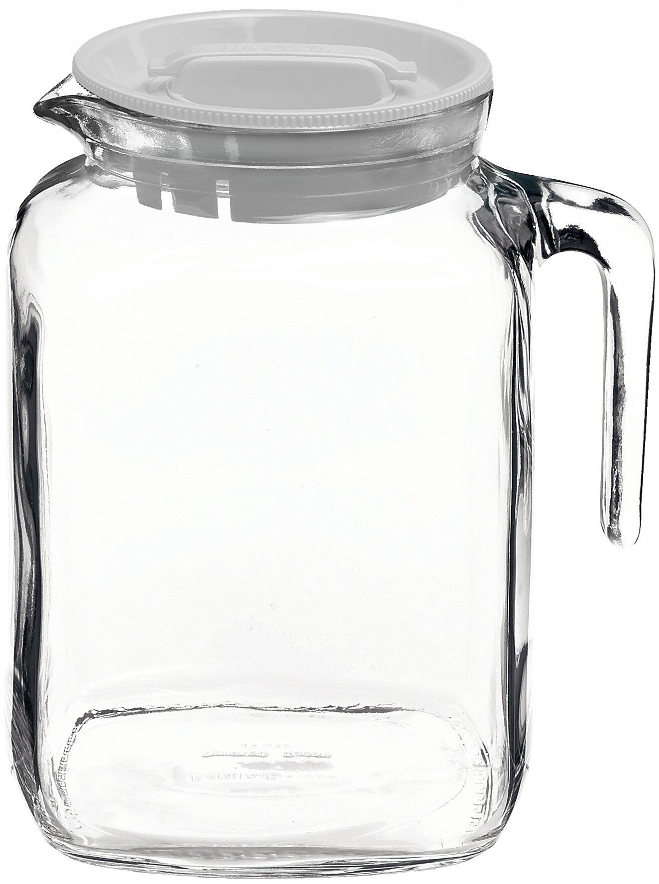 Frigoverre Glass Pitcher