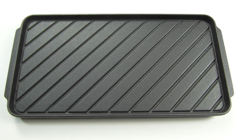 Ferraboli Grillplatte aus Gusseisen 38,5×19,5cm online bestellen