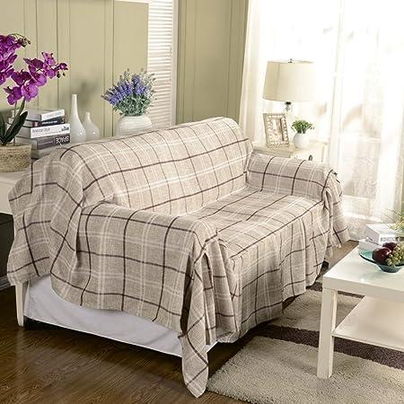 sofá/ toalla de sofá cubierta completa/ cubierta del sofá-A