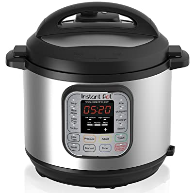 Instant Pot IP-DUO60 7-in-1 Multi-Functional Pressure Cooker Via Amazon