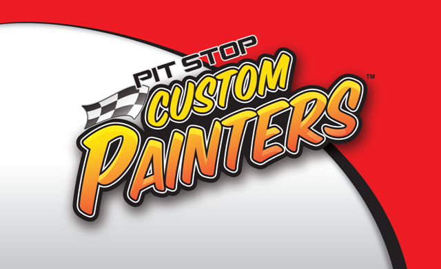 Pit Stop Custom Painters Logo