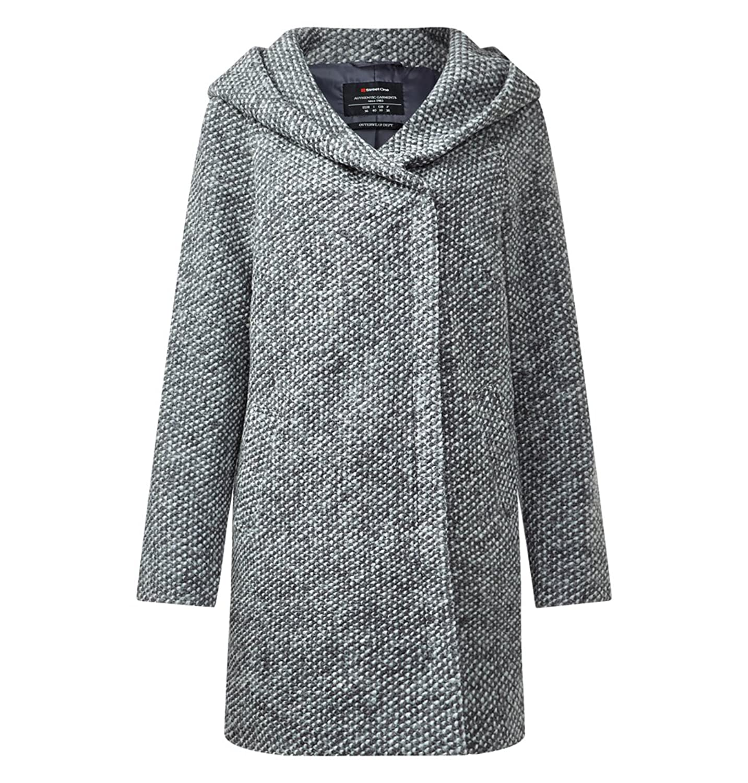 Street One Kapuzen-Wollmantel Vilma Damen 115023 kaufen