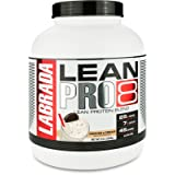 Labrada Nutrition Lean Pro 8, Super Premium Protein Powder with Whey Isolate & Casein for All-Day Lean Muscle Support, Cookies & Cream, 5 Pound (Tamaño: 5 Pound)