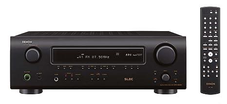 Denon DRA-500AE Amplificateur tuner stéréo 2 x 95 watts noir