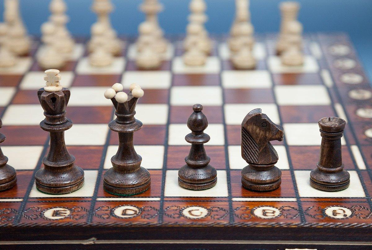 Schachspiel kaufen, schach spielen lernen