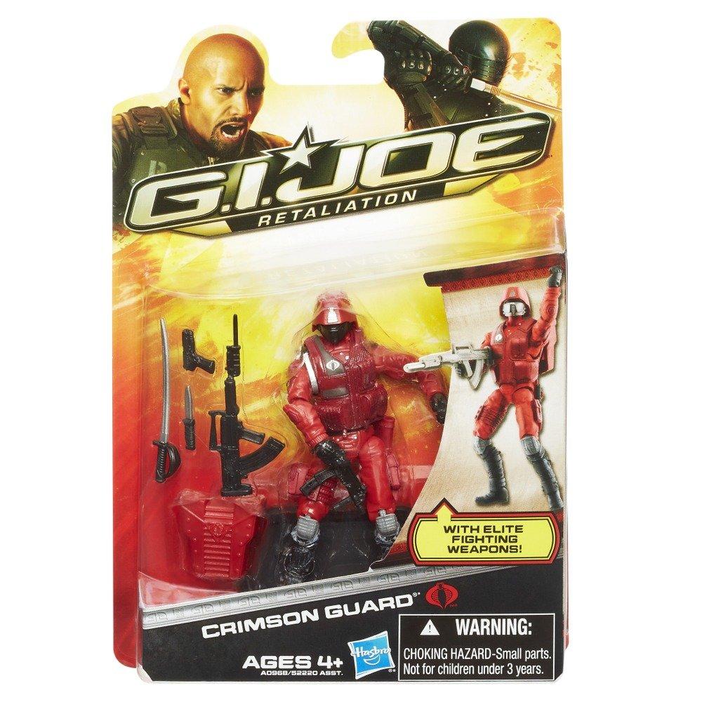 G.I. Joe Retaliation Actionfigur CRIMSON GUARD günstig als Geschenk kaufen
