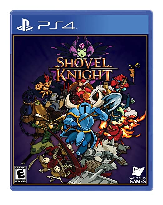 Shovel Knight - PlayStation 4