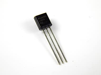 Robo India LM35 Temperature Sensor Lm35: Amazon.in: Industrial ...