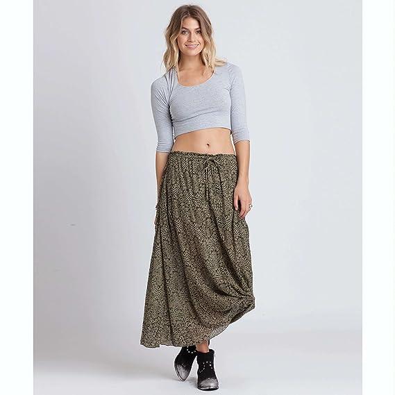 Billabong Juniors In Your Eyes Maxi Skirt