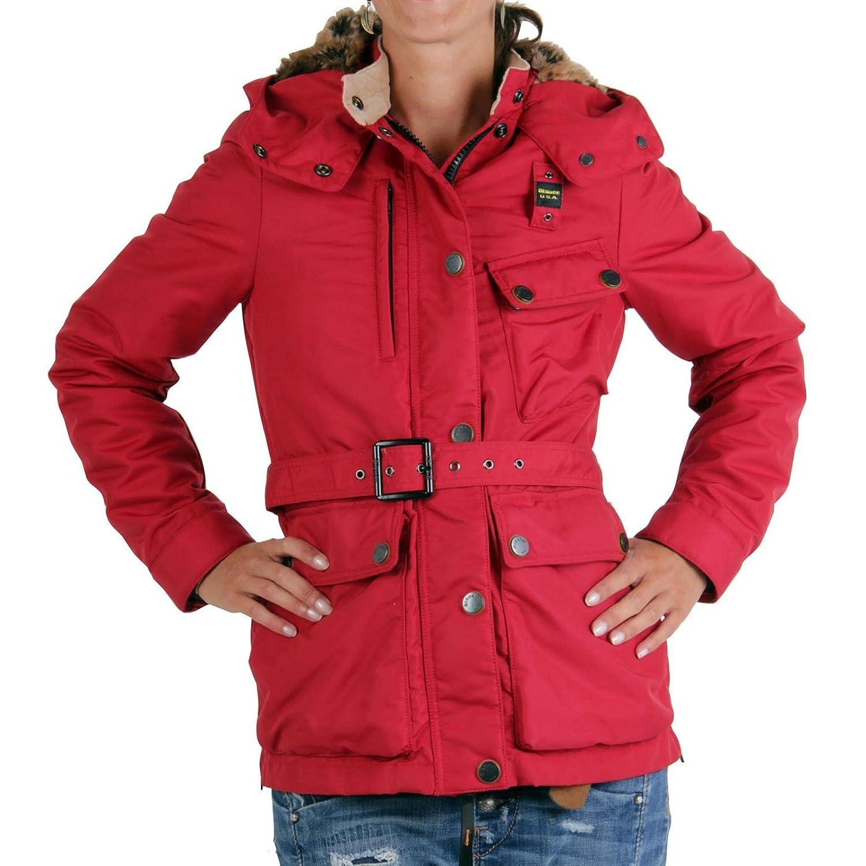 BLAUER USA Damen Winter Funktionsparka Red 0662 kaufen