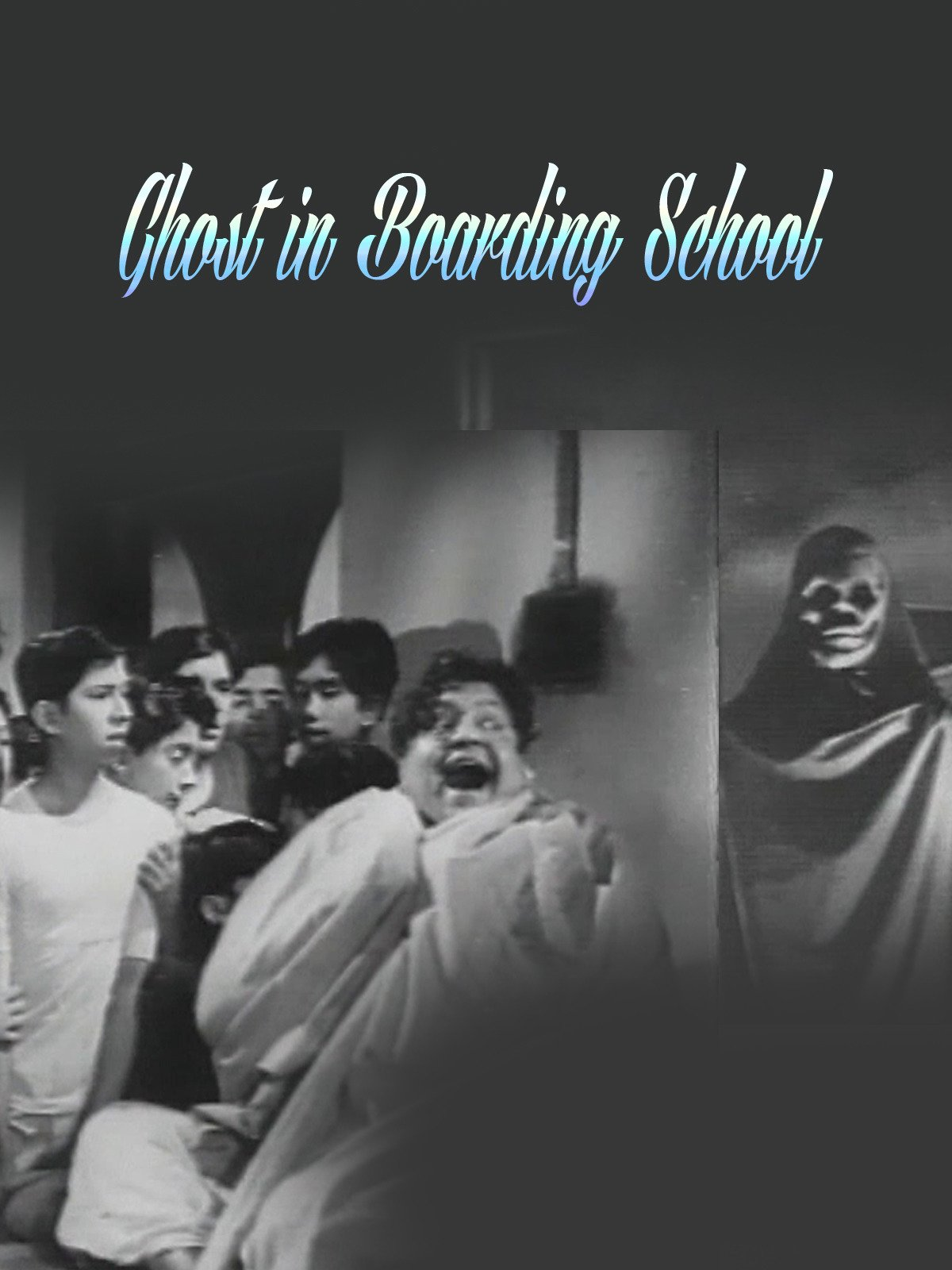 Clip: Ghost in Boarding School