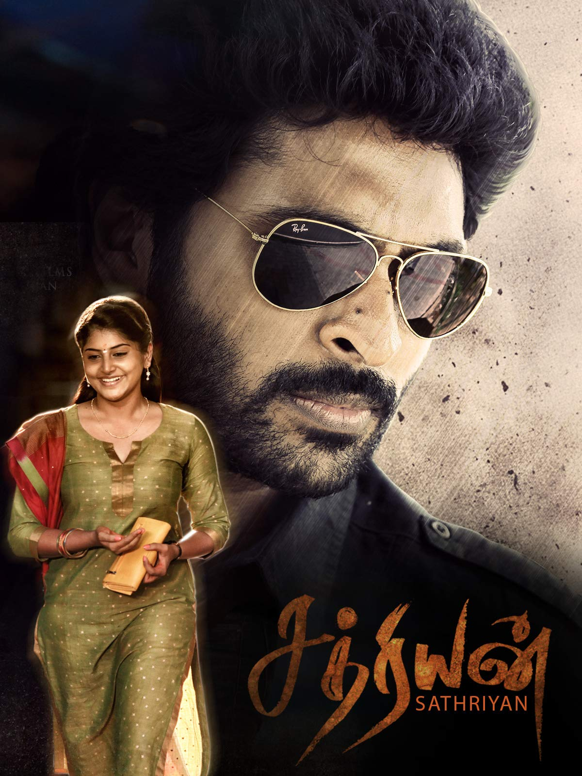 Sathriyan on Amazon Prime Video UK