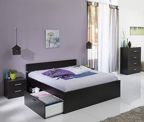 Schlafzimmerset Schlafzimmer 3-teilig wenge Infena4