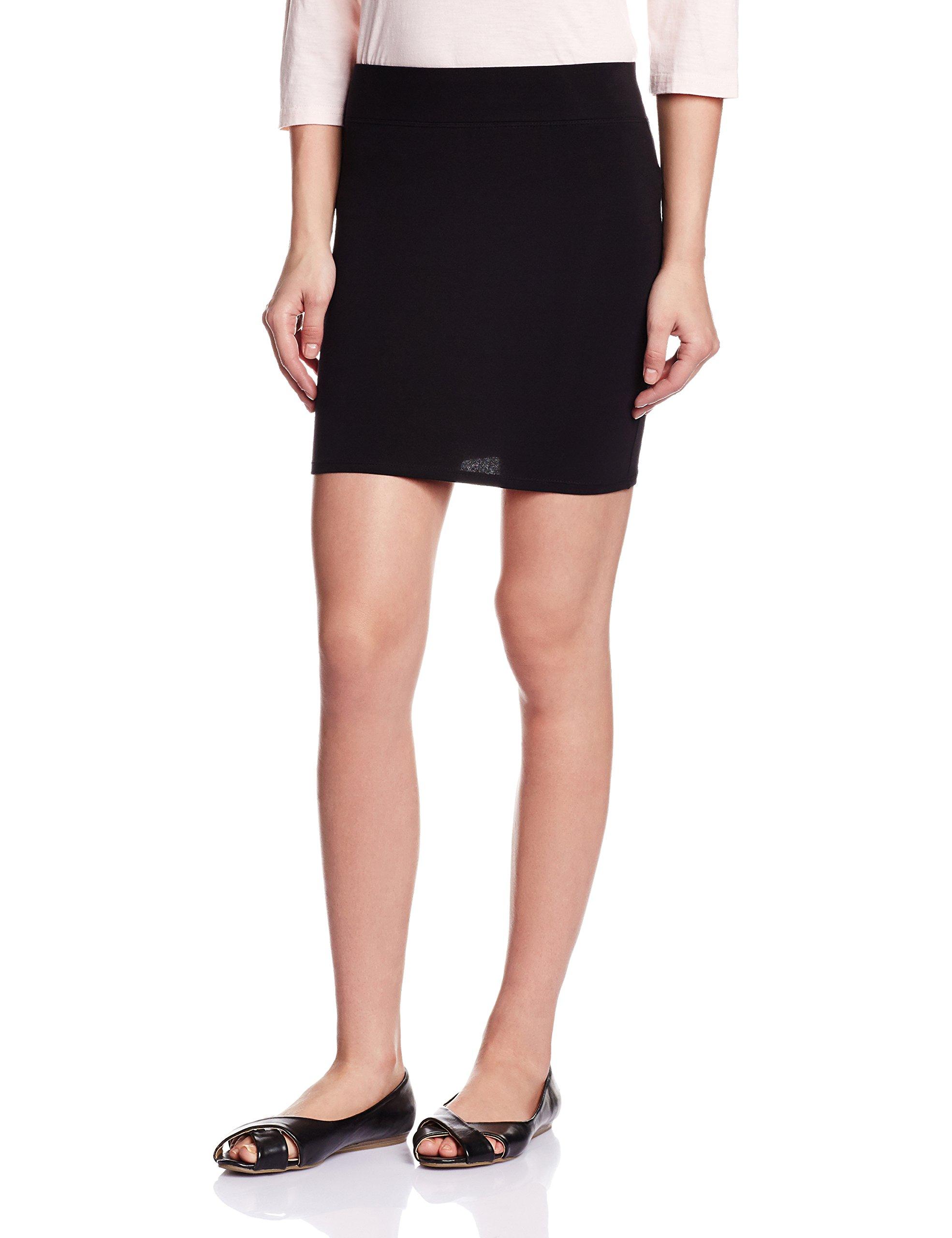 Rattrap Women's Skirt (COREFITFBLK_Black_S)