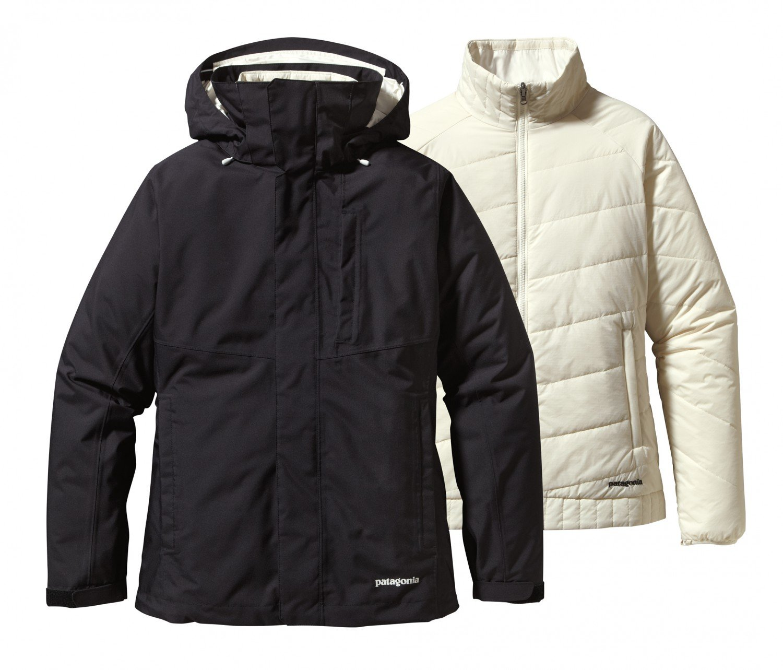 Patagonia 3 in 1 Snowbelle Jacket Women – Doppeljacke günstig kaufen