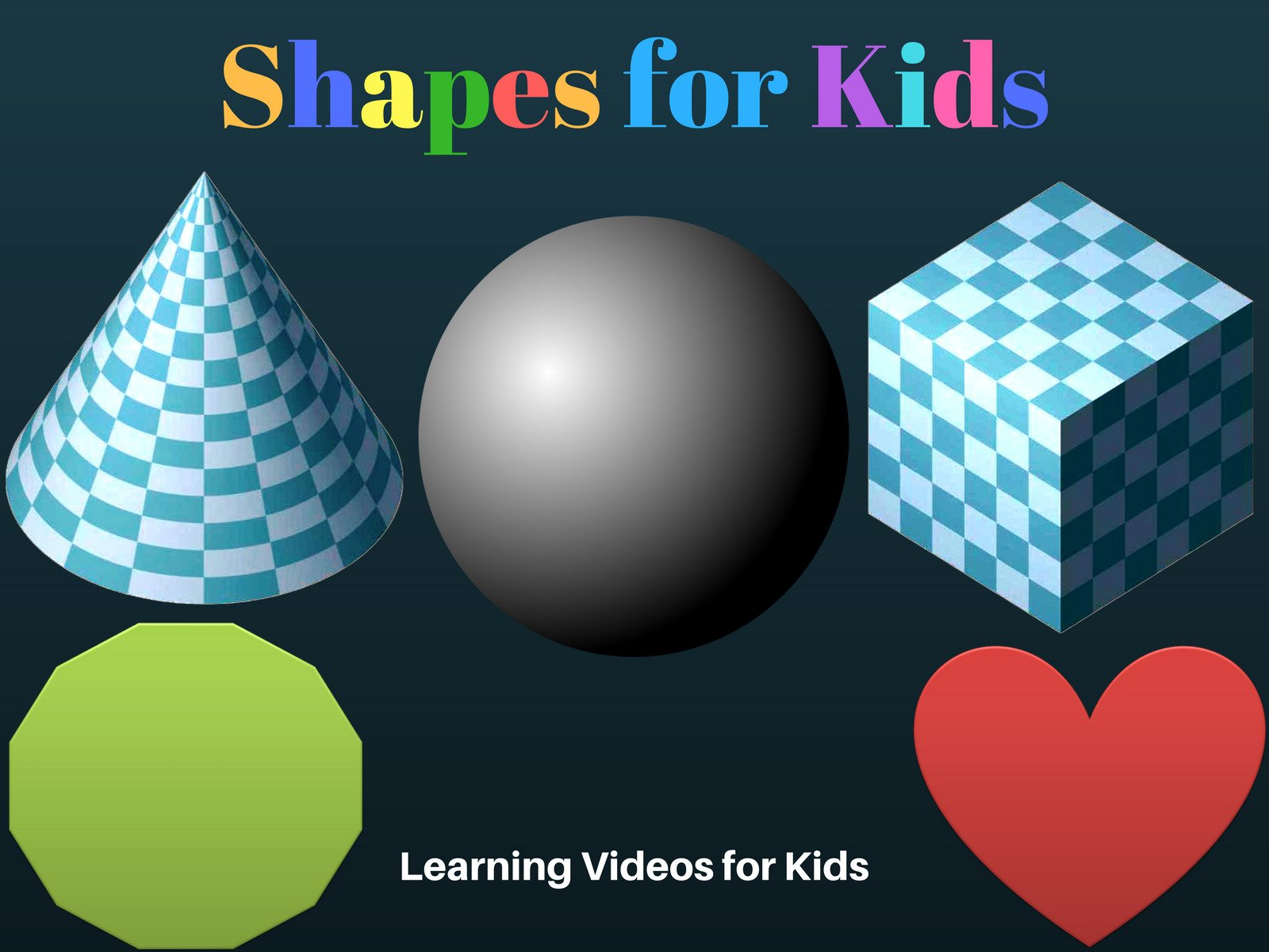 Learning Videos for Kids - Season 2