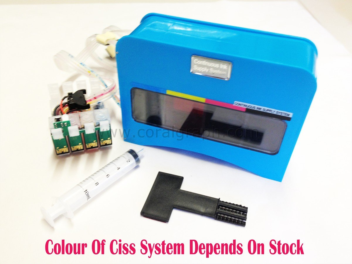 Ciss System for Epson XP102 XP205 XP405 Using Cartridges T1811 T1812 T1813 T1814 New Type with ink Continuous Ink System Non OEM       reviews and more news