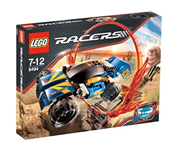 LEGO - 8494 - Racers - Jeux de construction - Ring of fire