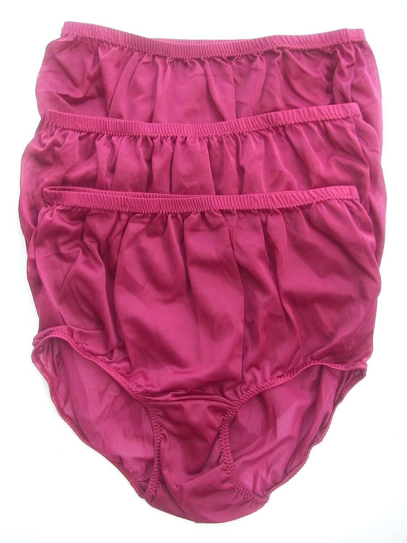 Höschen Unterwäsche Großhandel Rot Los 3 pcs LPKDR Lots 3 pcs Wholesale Panties Nylon jetzt bestellen