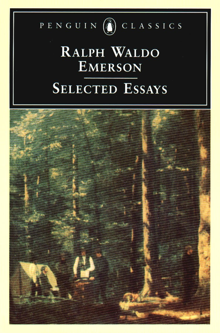 emerson essays first series online