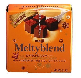 Meiji Meltyblend Royal Milk Tea Chocolat