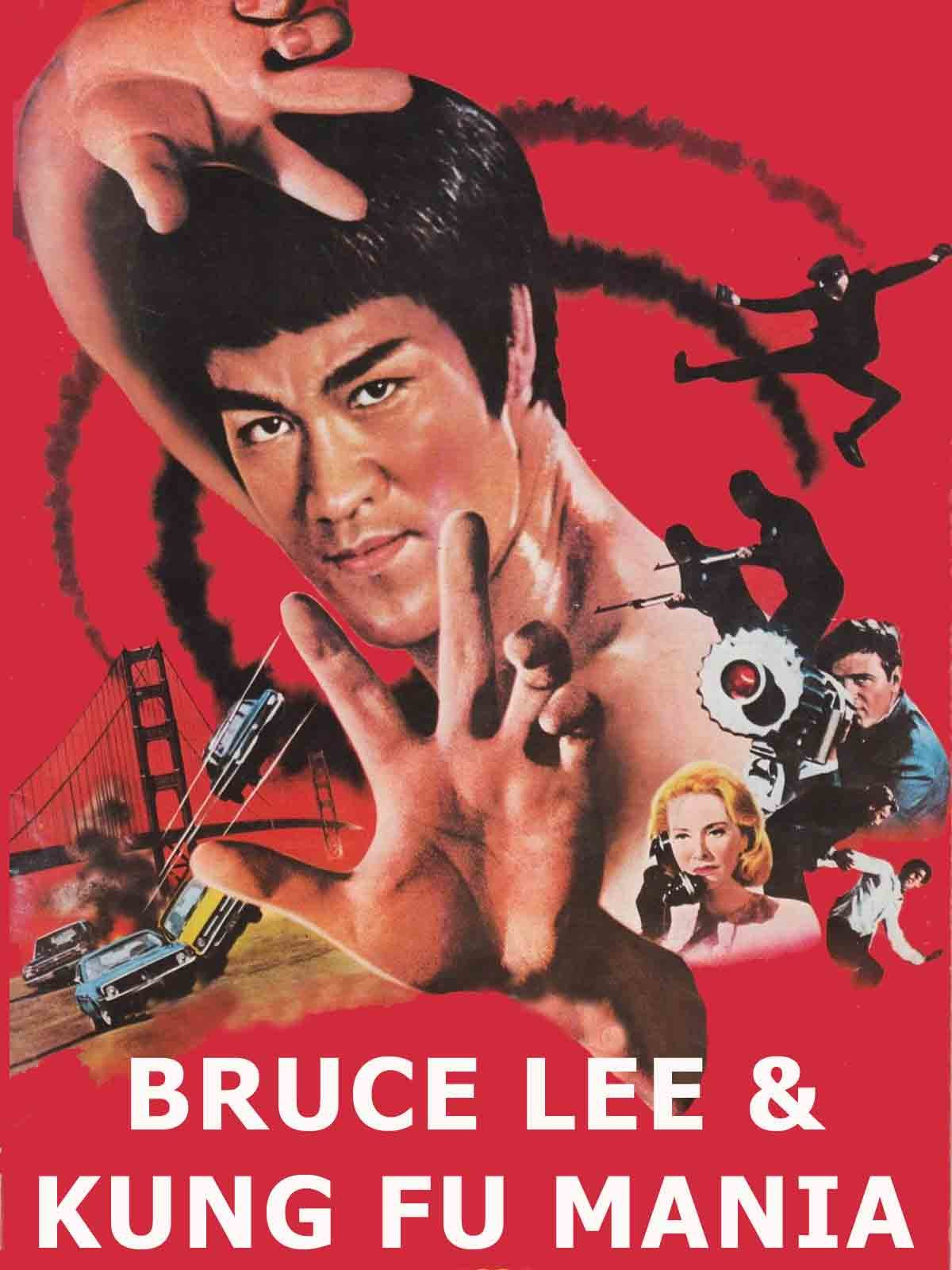 Bruce Lee & Kung Fu Mania on Amazon Prime Instant Video UK