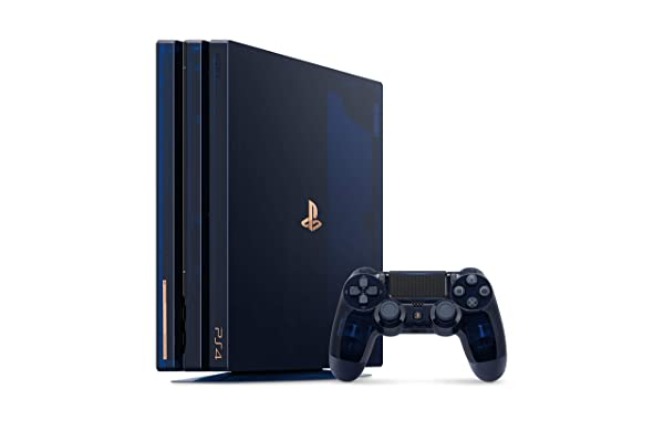 PlayStation 4 Pro 500 Million Limited Edition PS4 Game Console Japan ver. Japanese