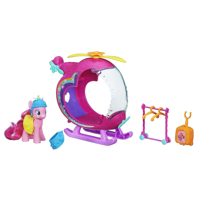 Pinkie Pie Rainbow Helicopter
