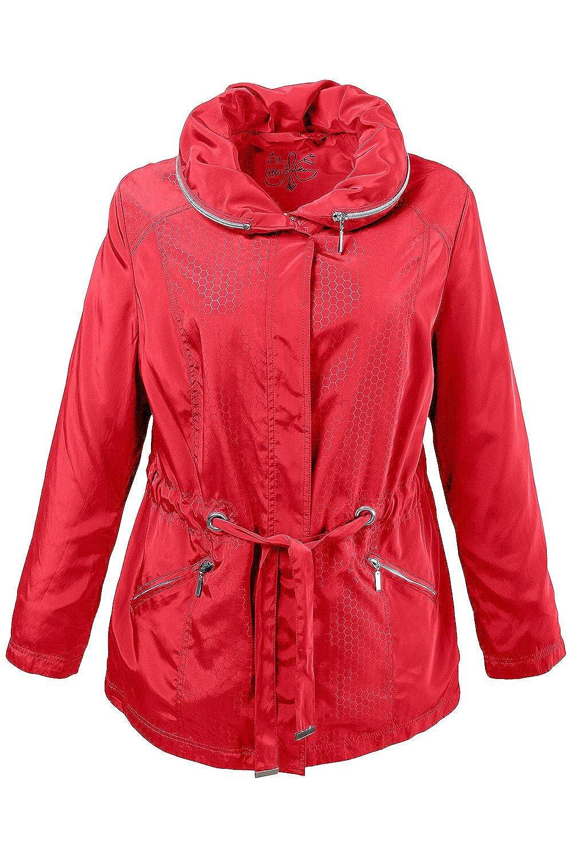 Ulla Popken Damen Jacke 697598 große Größen günstig
