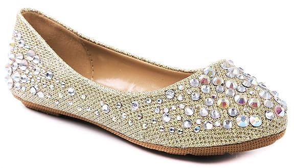 JJF-Shoes-LARISA-Kids-Loafer-Slip-Rhinestone-Fashion-Glitter-Ballet-Flats-Shoes