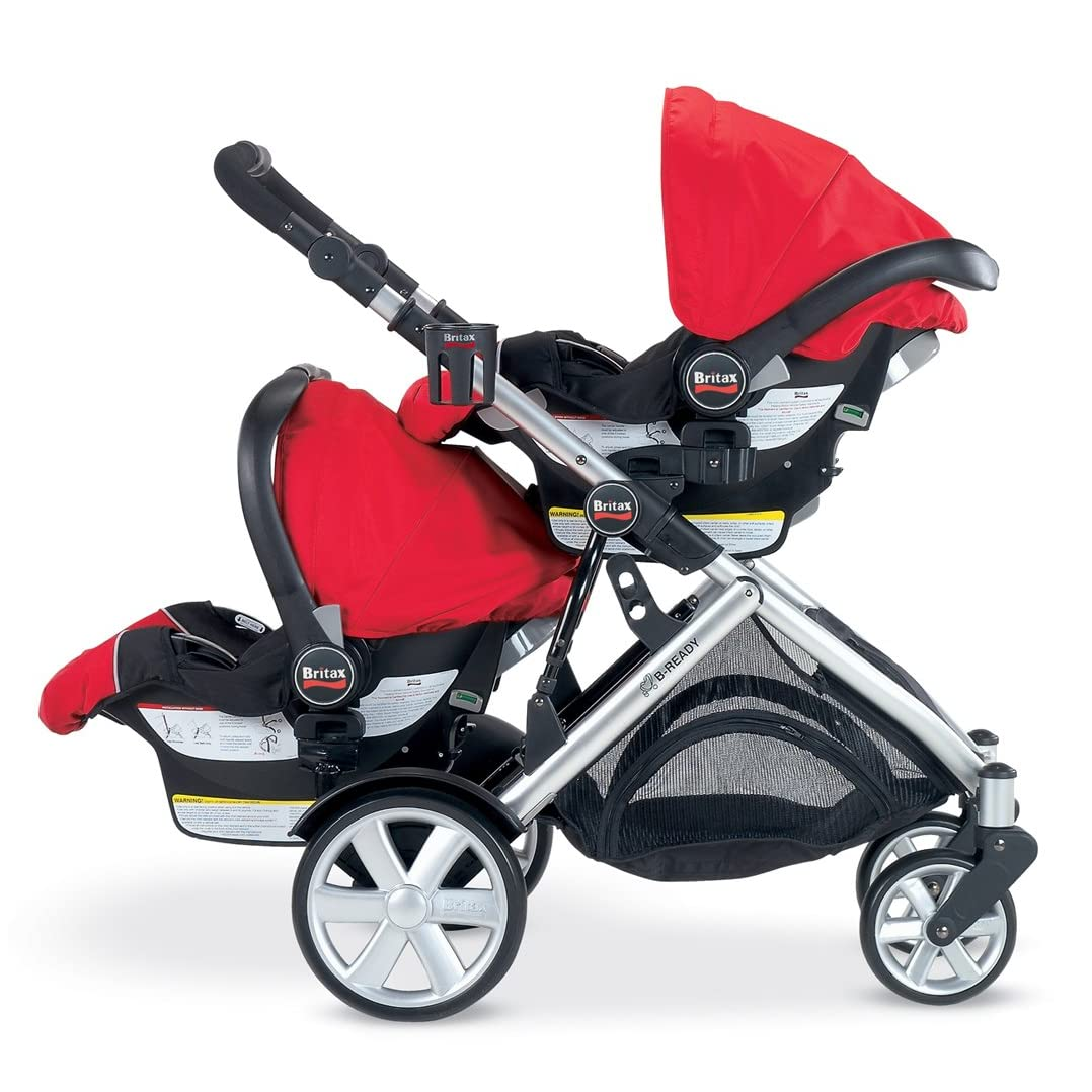 Stroll Air My Duo Double Stroller Babycenter