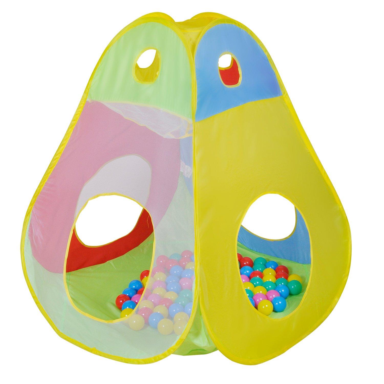 Bällebad Zelt, Bällebad, Bällebad mit Tunnel, Bällebad baby, bällebad kaufen, günstiges Bällebad
