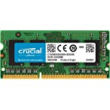 Crucial 2GB DDR3/DDR3L 1066 MT/s (PC3-8500) SODIMM 204-Pin Memory For Mac - CT2G3S1067M