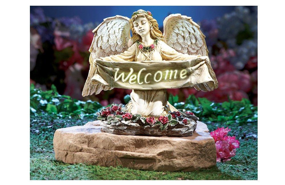 Beautiful Angel Statues For Garden : Angel Sculpture