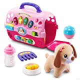 VTech Care for Me Learning Carrier (Color: Pink)