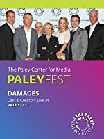 Damages: Cast & Creators Live at PALEYFEST