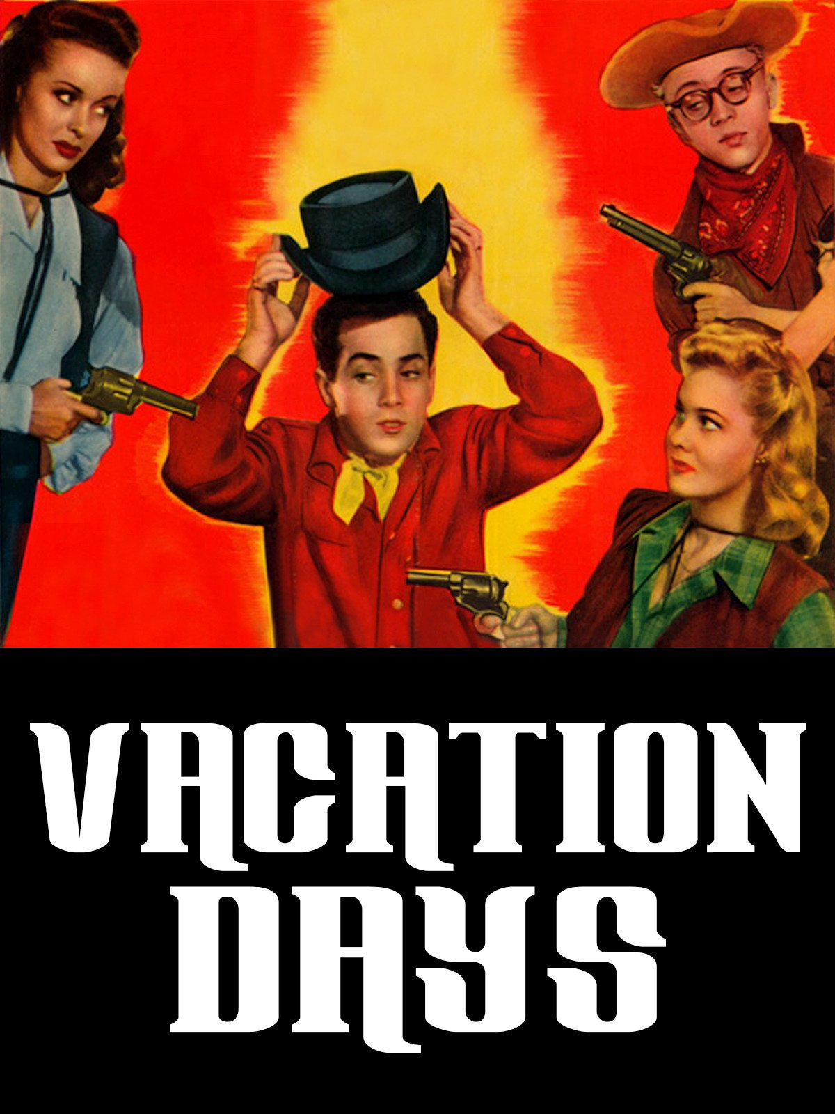 Vacation Days on Amazon Prime Video UK