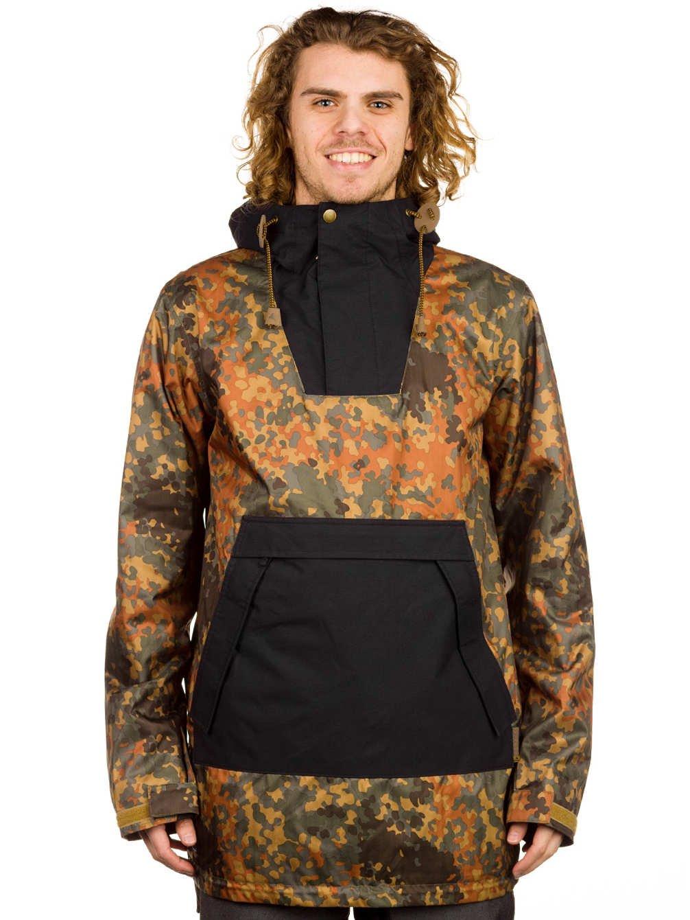 Herren Snowboard Jacke Burton Restricted Salt Shaker Jacket online kaufen