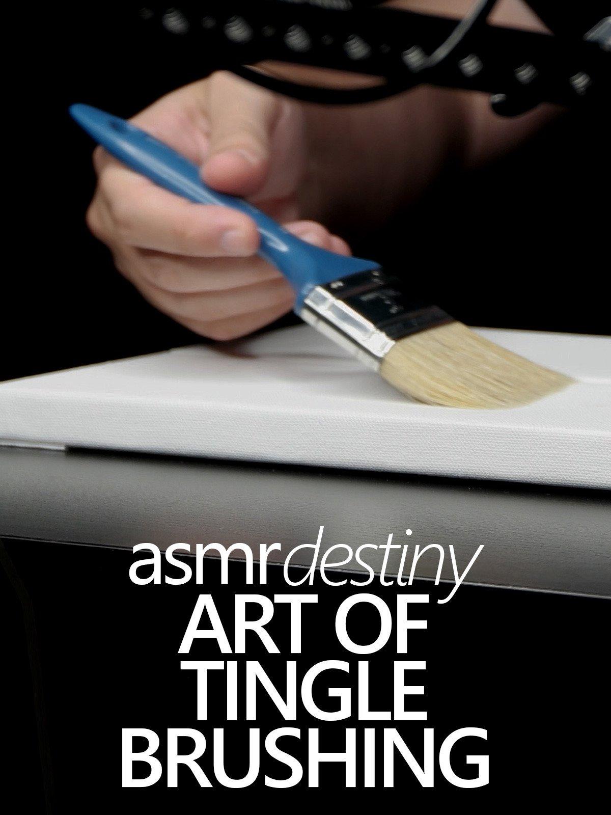 Relaxation with ASMR ~ The Art of Tingle Brushing on Amazon Prime Video UK