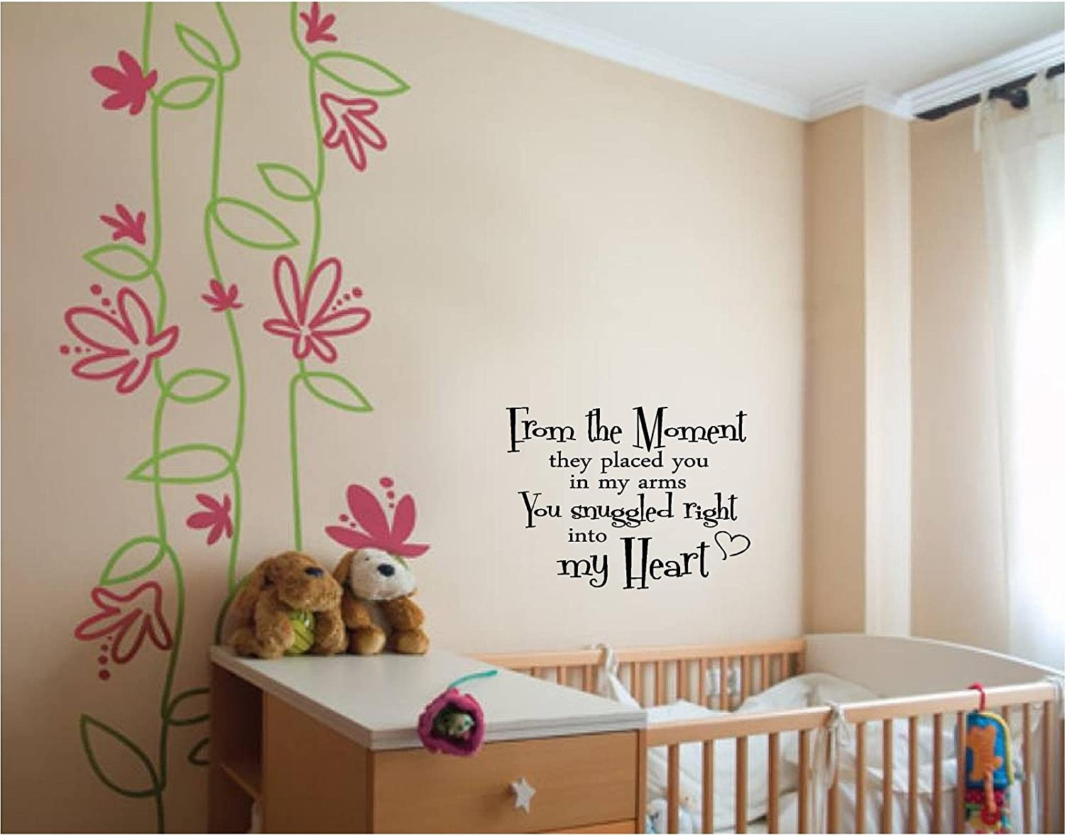 Baby girl room paint ideas - Girl room colors paint ...