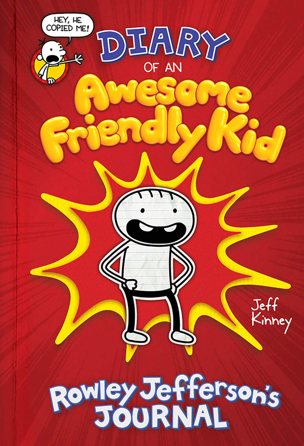 Awesome Friendly Kid 9781419740275/