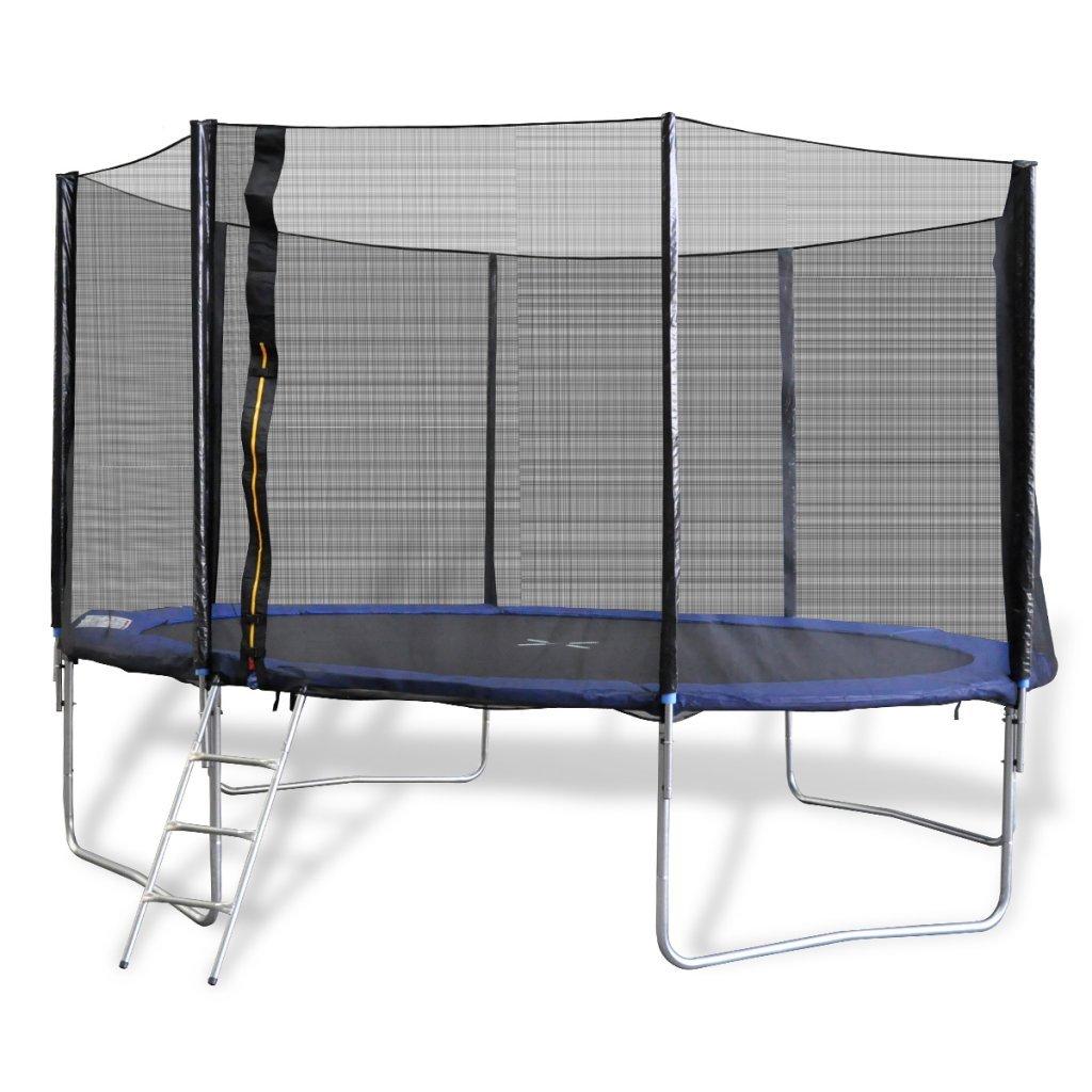 vidaXL Trampolin Gartentrampolin 4,30 m Set 4 Beine günstig bestellen