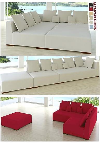 ::: MODELL MAGNUM: ALCANTARA LOOK PREMIUM (5 Farben, 2 Ausrichtungen) zur Auswahl > KOSTENLOSER VERSAND in AT & DE ! > BERATUNG: Tel: 0043(1)715-16-16, (Mo. bis Fr. 9.30 bis 15 Uhr) oder E-Mail: office.at@vienna-international-furniture.com :::