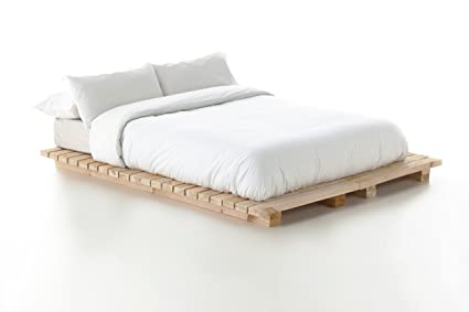 Cama japon matrimonio boltambolta no incluye colch n ni - Tatami cama japonesa ...