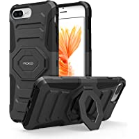 MoKo Premium Full Body Rugged Cover with Kickstand for Apple iPhone 7 Plus