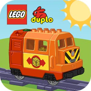 LEGO® DUPLO® Train (Kindle Tablet Edition) by The LEGO Group