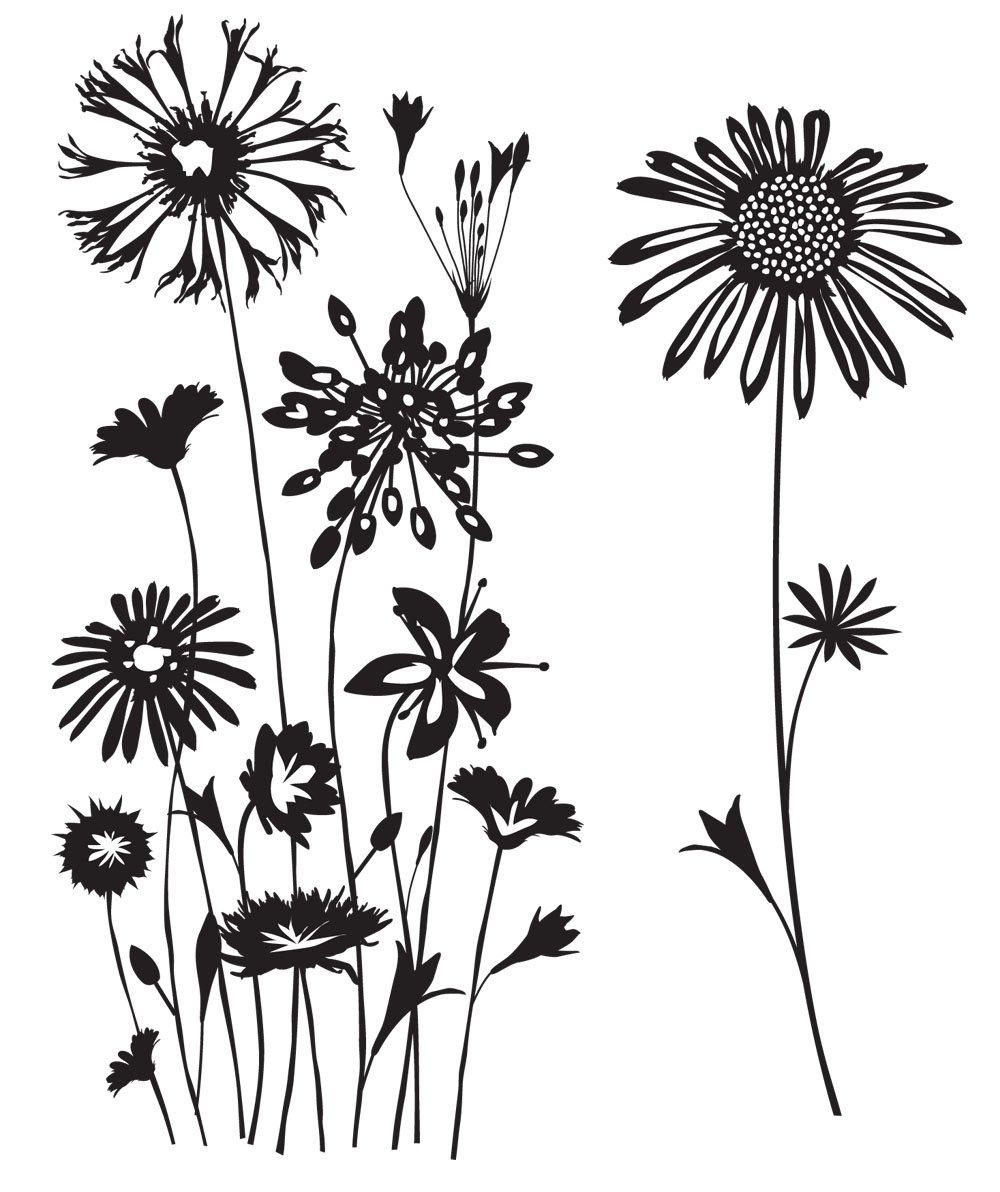 Wildflower Garden Arts...