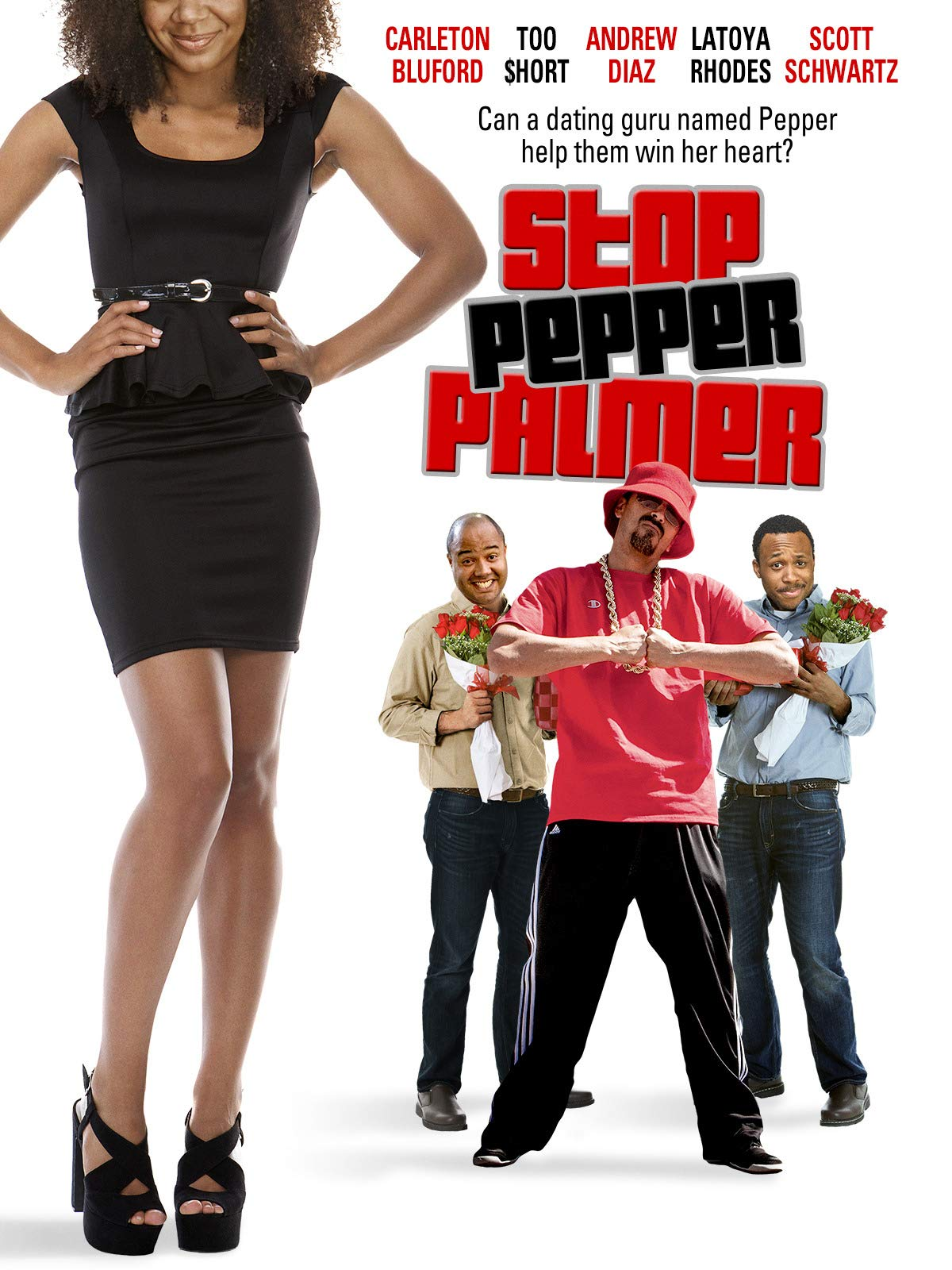 Stop Pepper Palmer on Amazon Prime Video UK