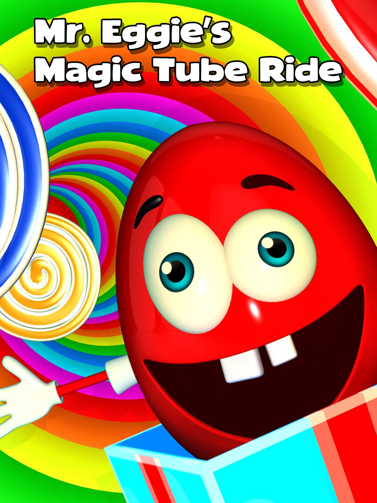 Mr. Eggie's Magic Tube Ride