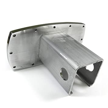 4 Movan Labe Billet Aluminum Trailer Hitch Cover